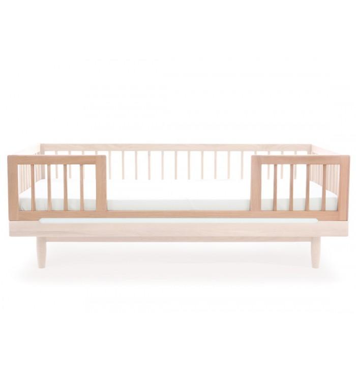 Baby Cot Pure Junior - Safety Rail - Nobodinoz