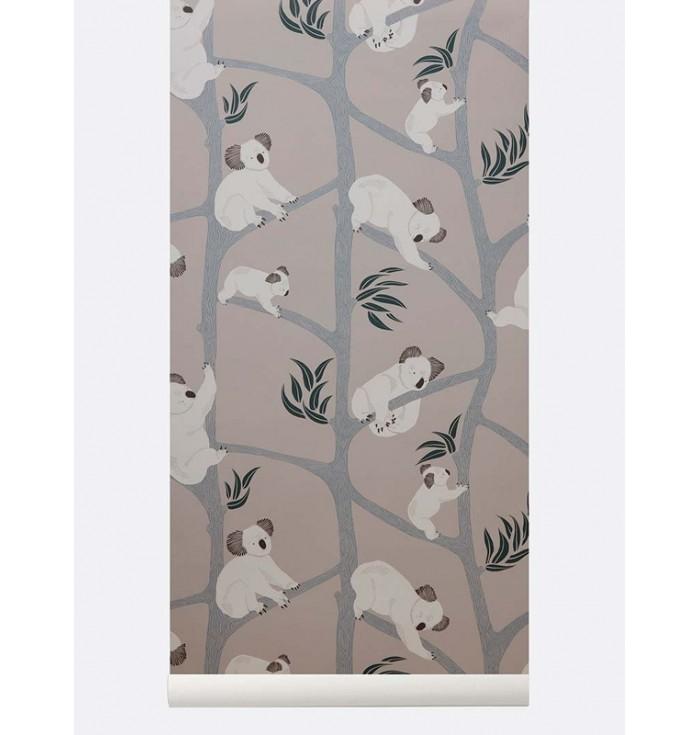 Wallpaper Koalas - Ferm Living