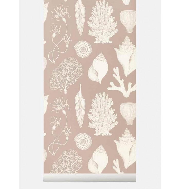 Wallpaper Shells Card - Ferm Living