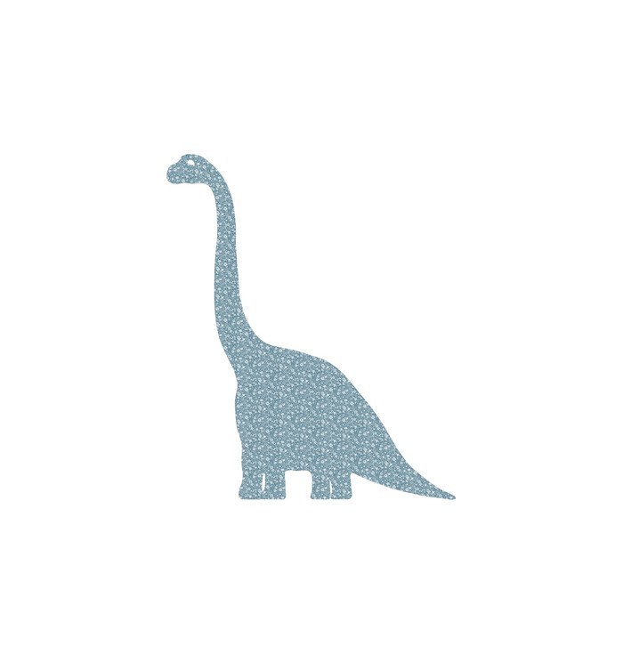 Carta da parati sagomata Inke - dinosauro