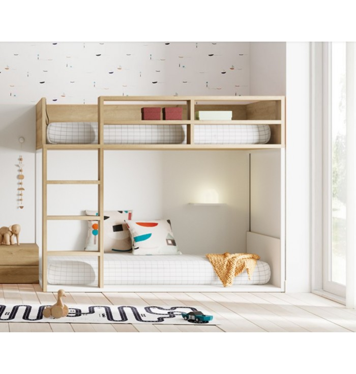 Bunk bed Flat - Lagrama