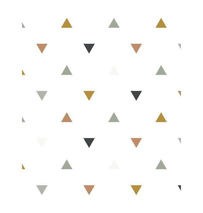 Wallpaper Geo Triangles