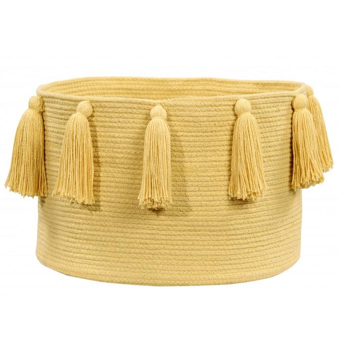 Basket Tassels more colors - Lorena Canals