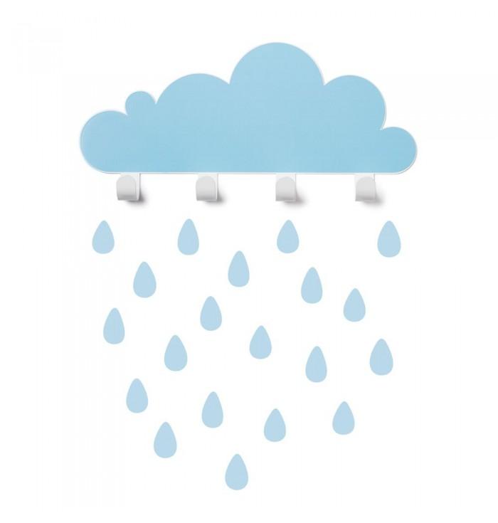 Appendino nuvola con stickers - Tresxics