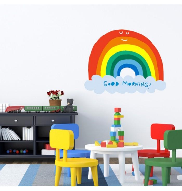 Rainbow Sticker - Chispum