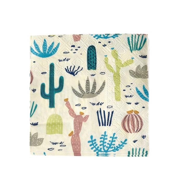 In Desert Flower - Napkins