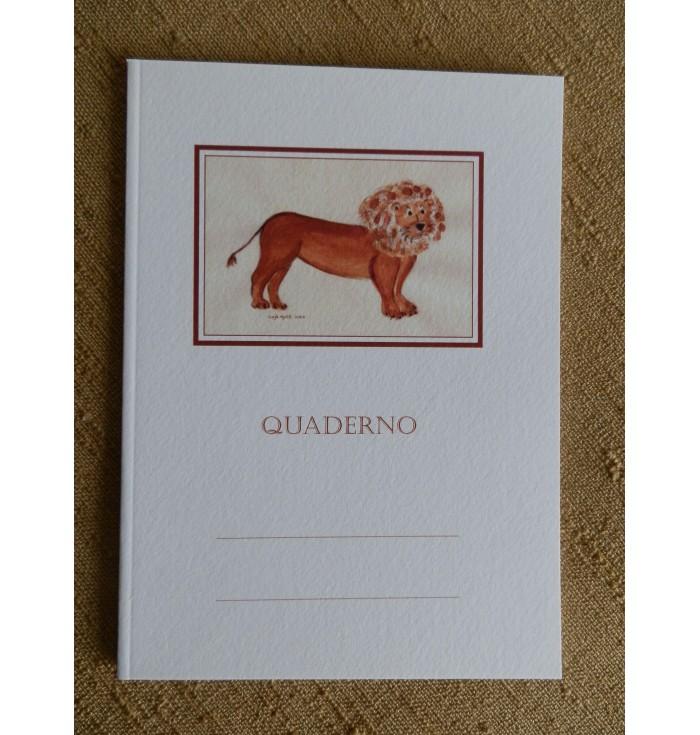 Notebook Lion - Guya Ayolfi