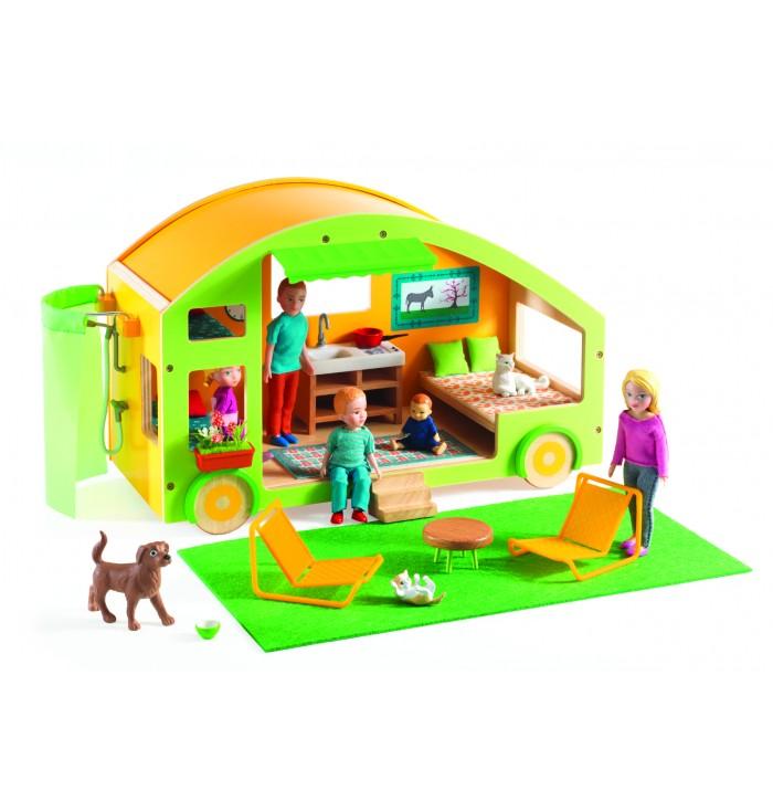 Doll's House - House Caravan