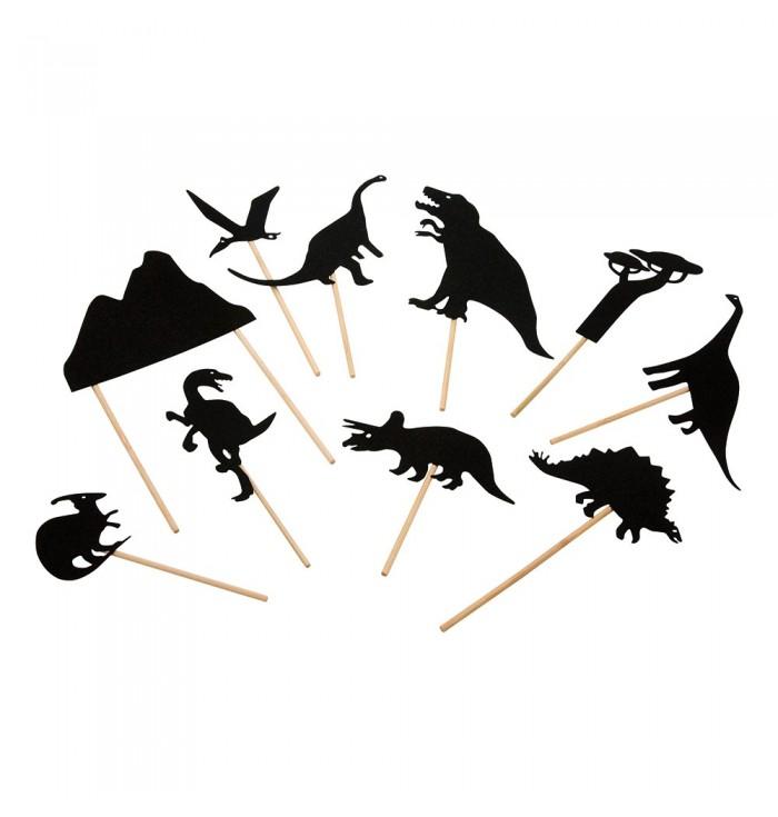 Ombre della sera - Dinosauri - Moulin Roty