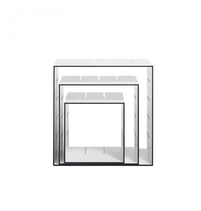 Libreria componibile Konnex - Muller Mobelwerkstatten