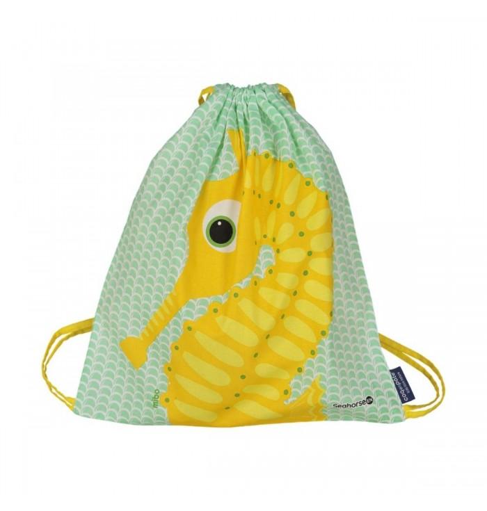 Backpack Bag - Hippocampus - Coq en Pâte