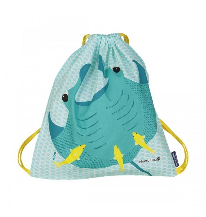 Backpack Bag - Manta - Coq en Pâte