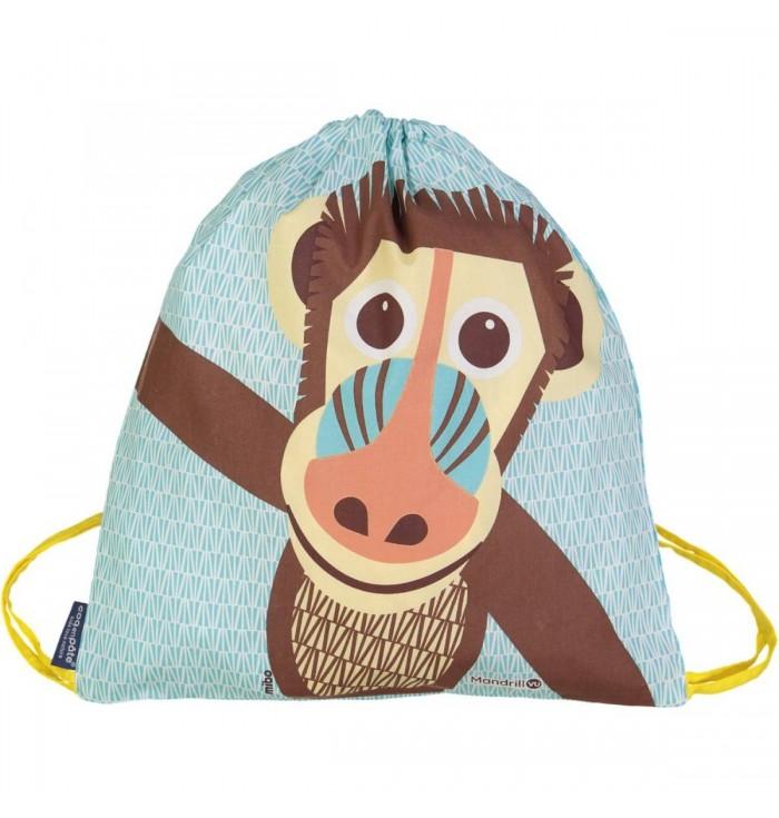 Backpack Bag - Mandrill - Coq en Pâte