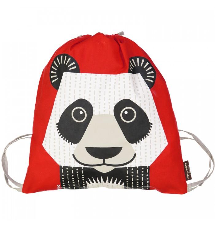 Backpack Bag - Panda - Coq en Pâte