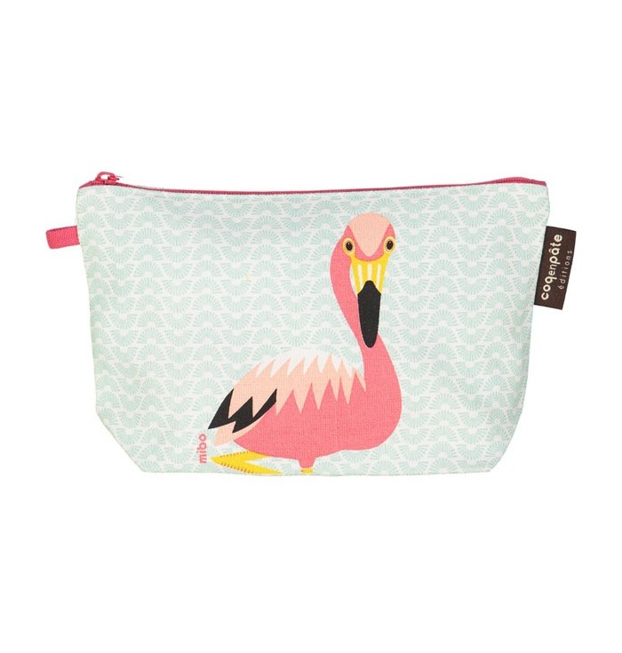 Case - Flamingo - Coq en Pâte