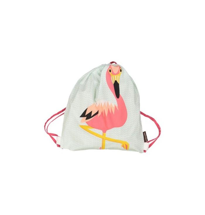 Backpack Bag - Flamingo - Coq en Pâte