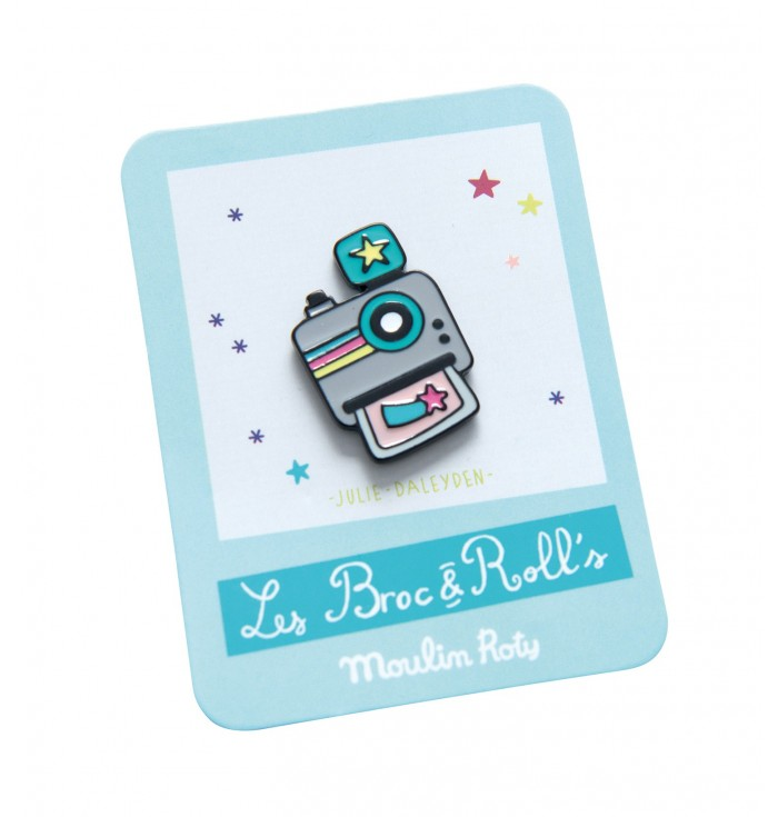 Badges Les Broc & Roll's