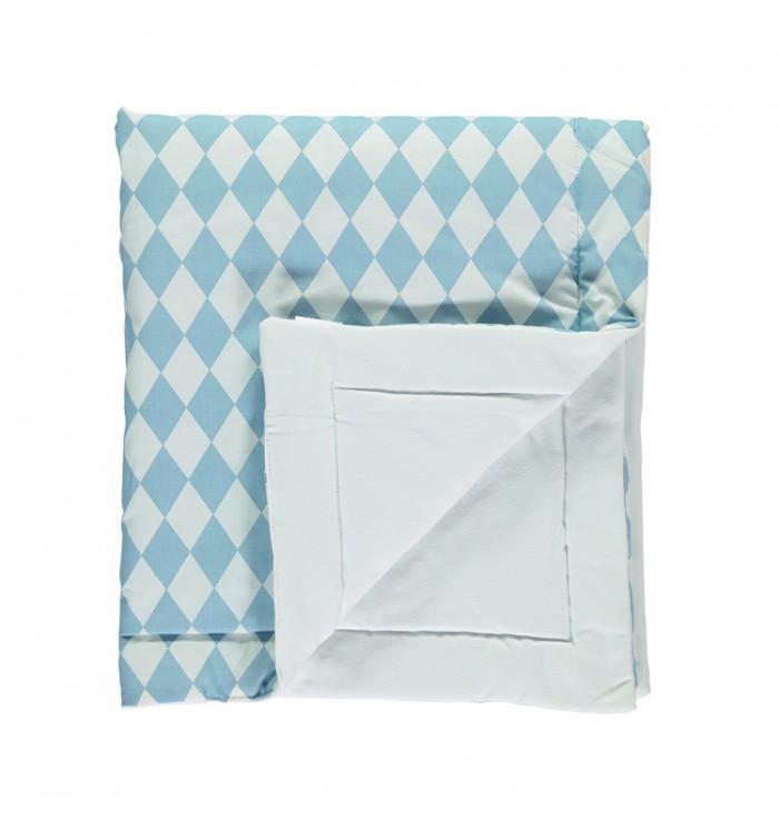 Adults Blanket Copenhagen - Blue Diamond