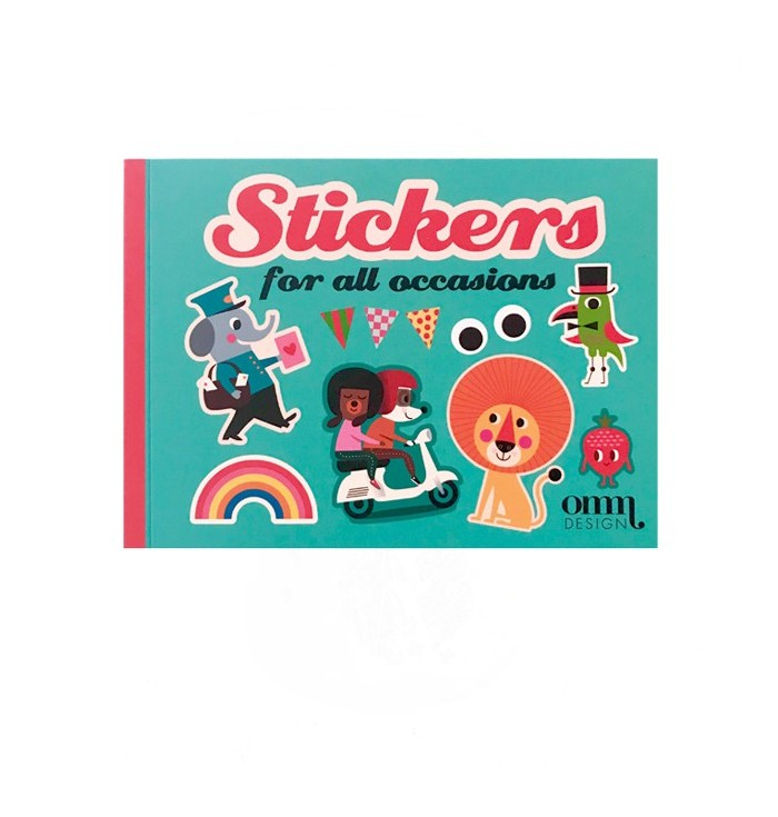 Libro Stickers - Ingela Arrhenius