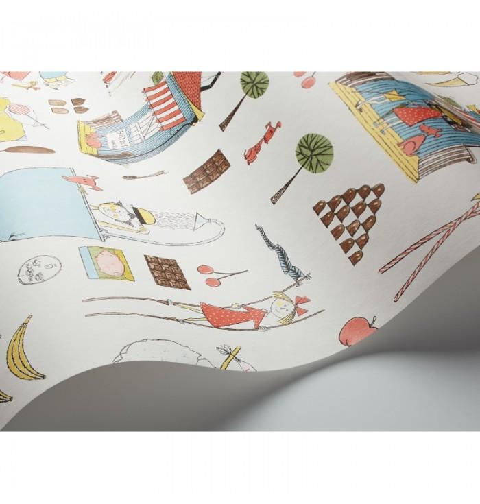 Wallpaper - The Stig - Krakel Spektakel - Borastapeter