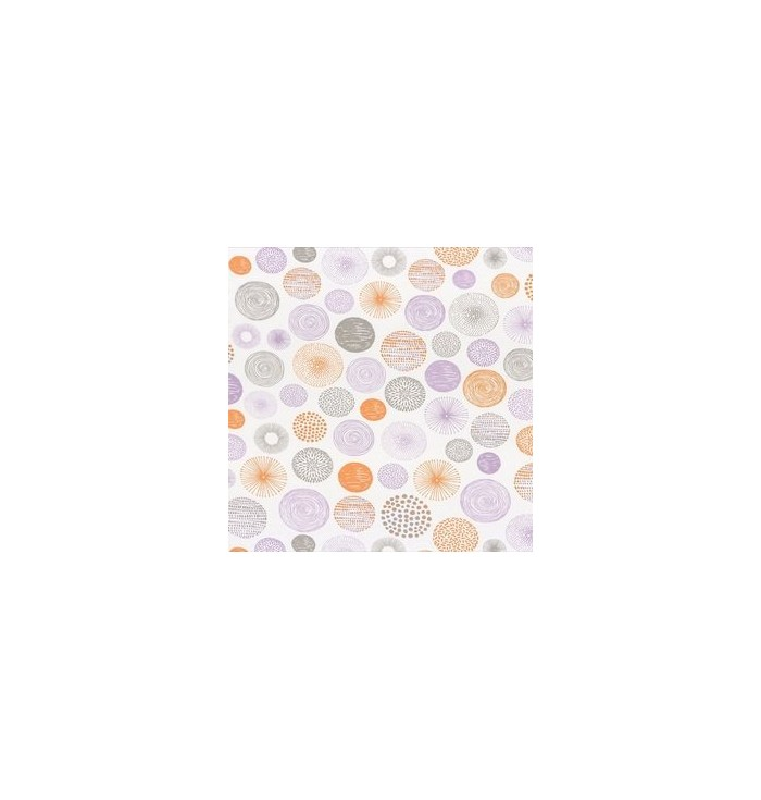 Fabric - Pretty Lili Graphics Round - Caselio
