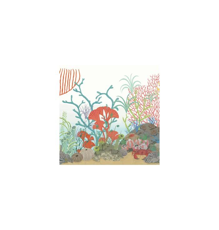 Bordo in Carta Da Parati Whimsical - Archipelago - Cole&Son