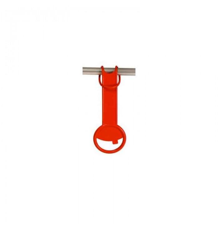 Stroller handle - Red