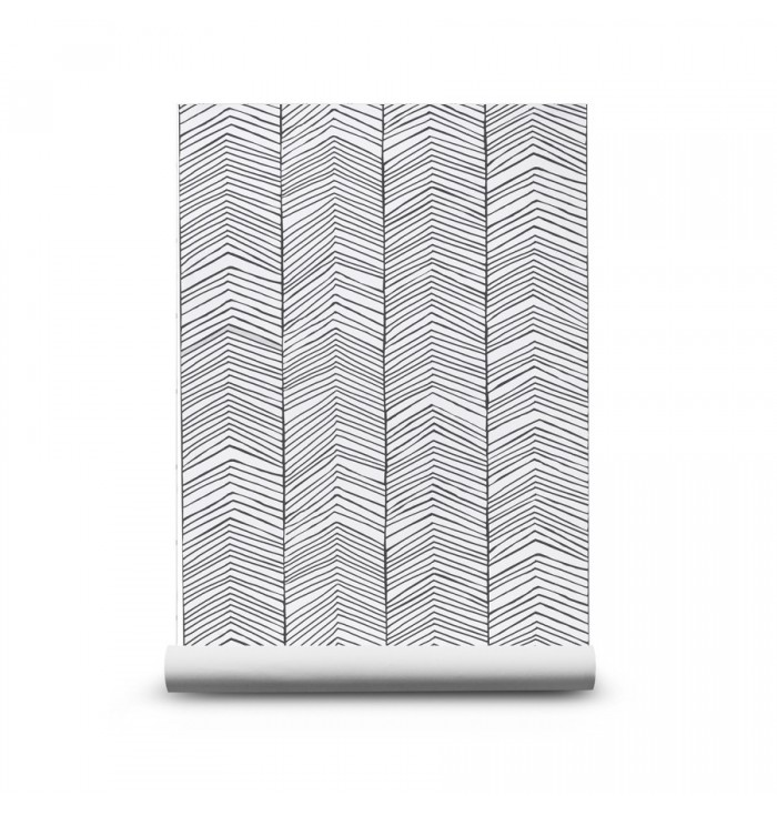 Wallpaper Herringbone - Ferm Living