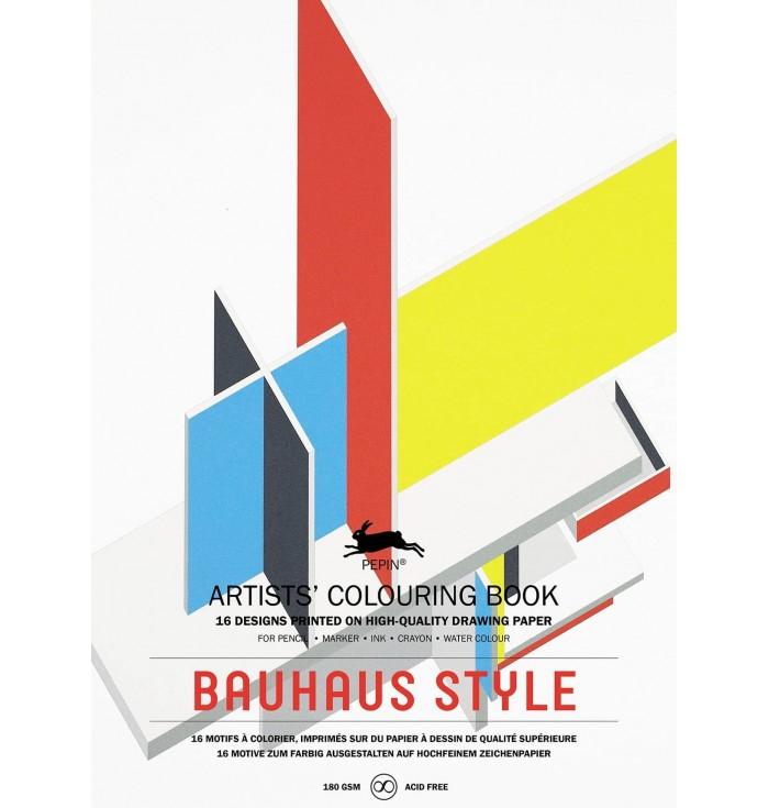 Album da colorare Bauhaus
