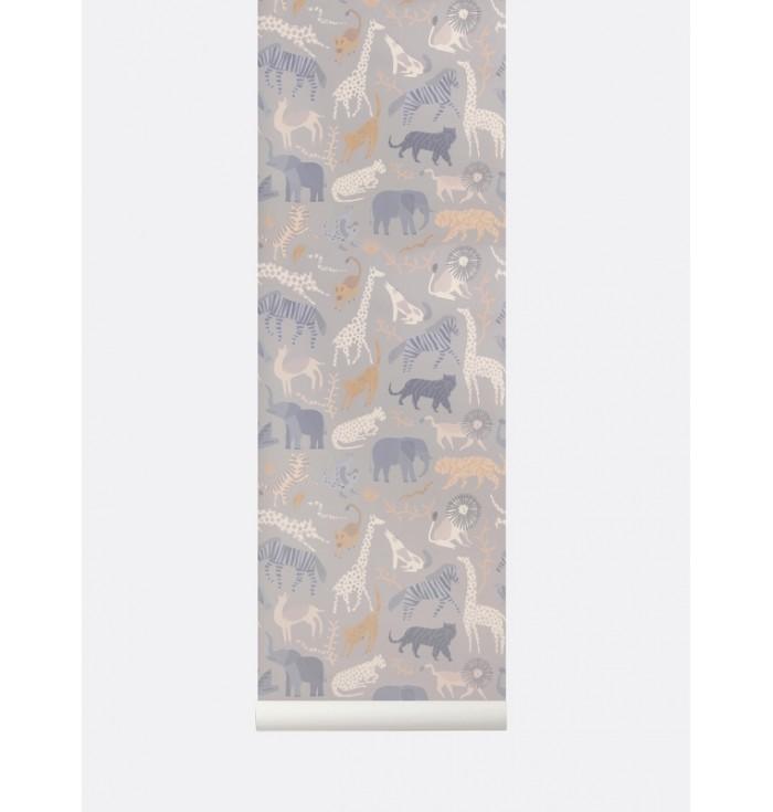 Wallpaper - Safari - Ferm Living