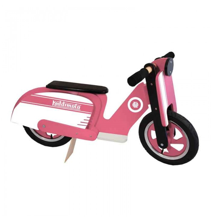 Bicicletta Scooter Rosa