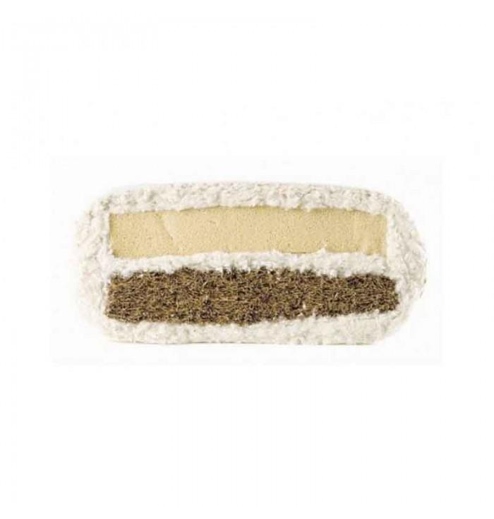 Futon Mattress Single Cotton - Coconut And Waterlily