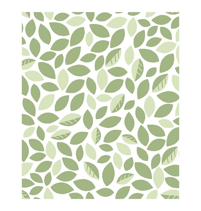 Carta Da Parati - foglie - Lilipinso