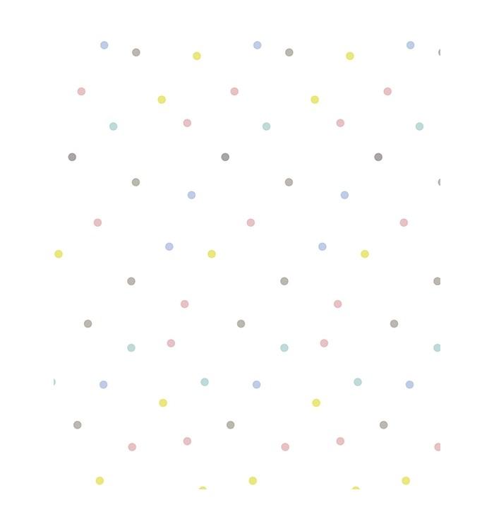 Wallpaper Happy Polka Dots