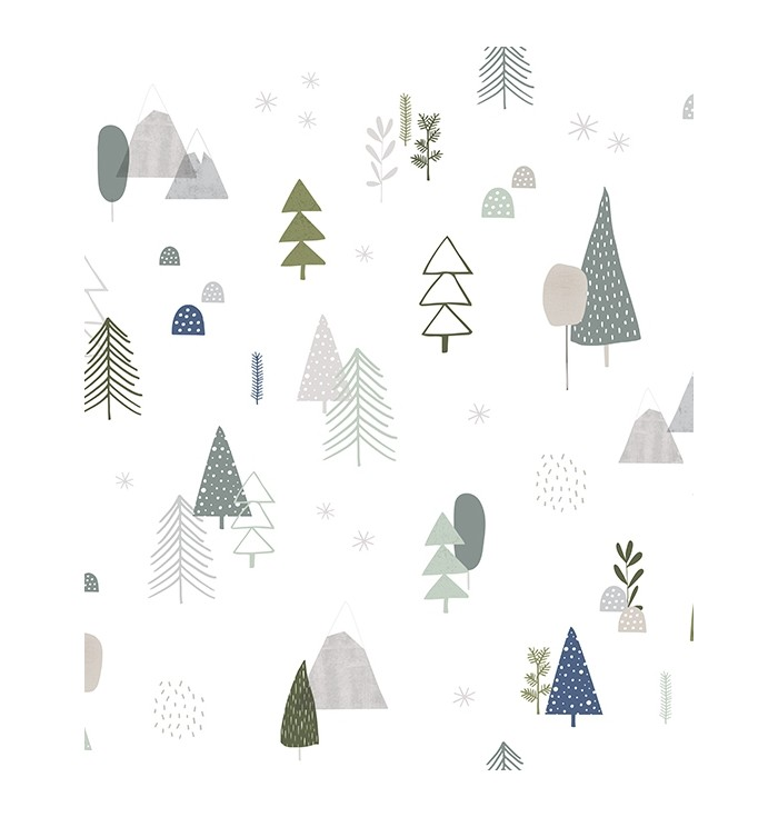 Carta Da Parati In The Woods