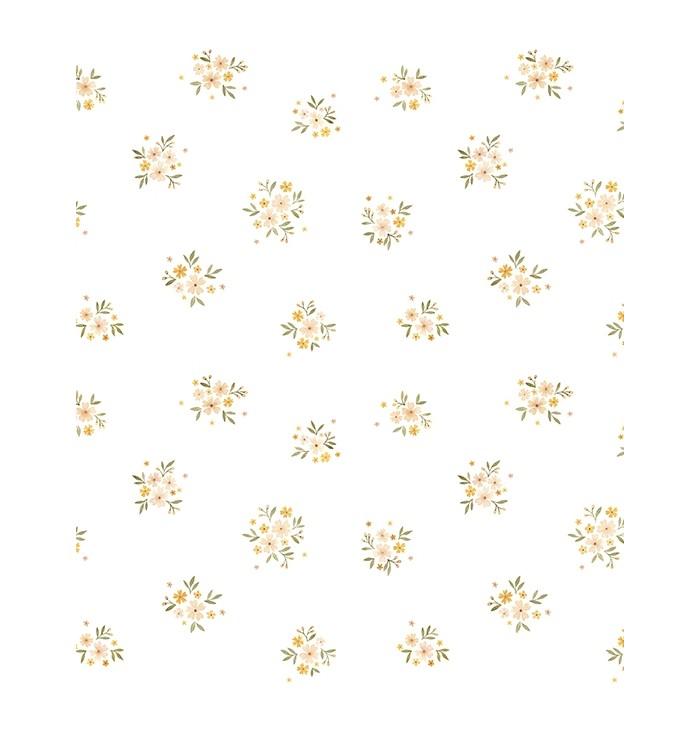 Carta Da Parati Vintage Bloom