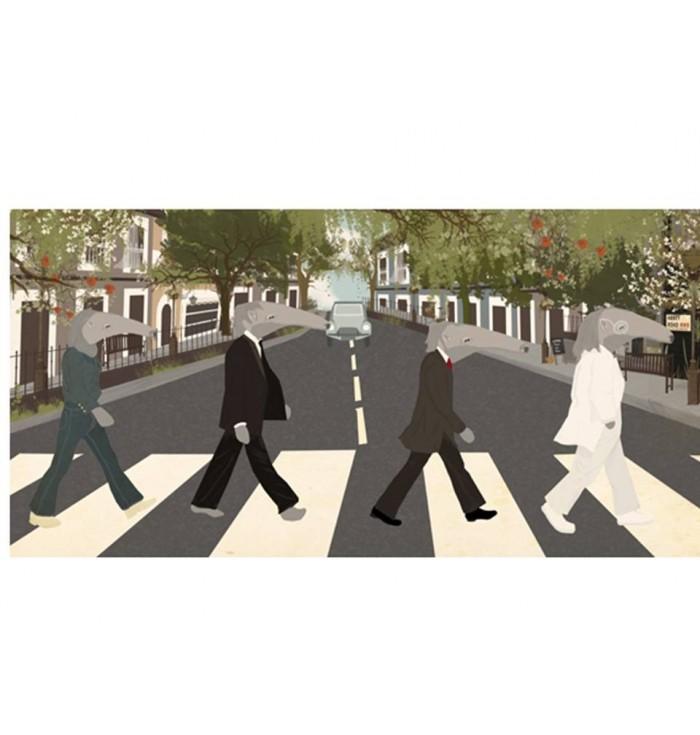 Carta Da Parati - Beatles - Little Hands