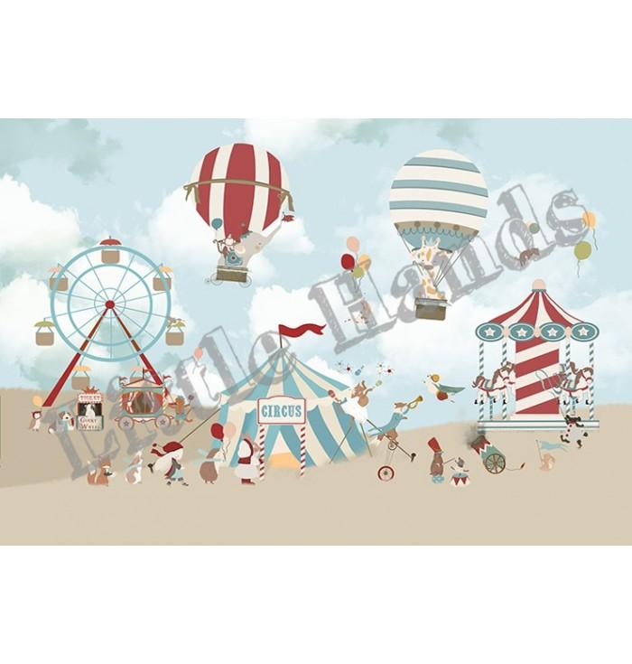 Wallpaper - The Circus