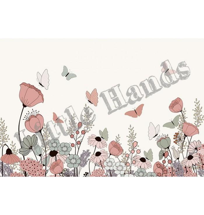 Carta Da Parati - Classic - Spring - Little Hands