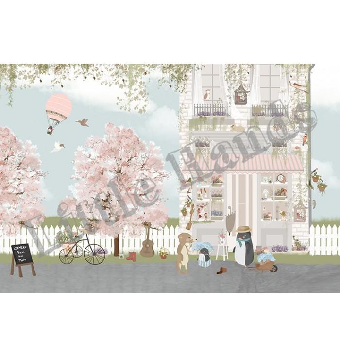 Wallpaper - Little Garden