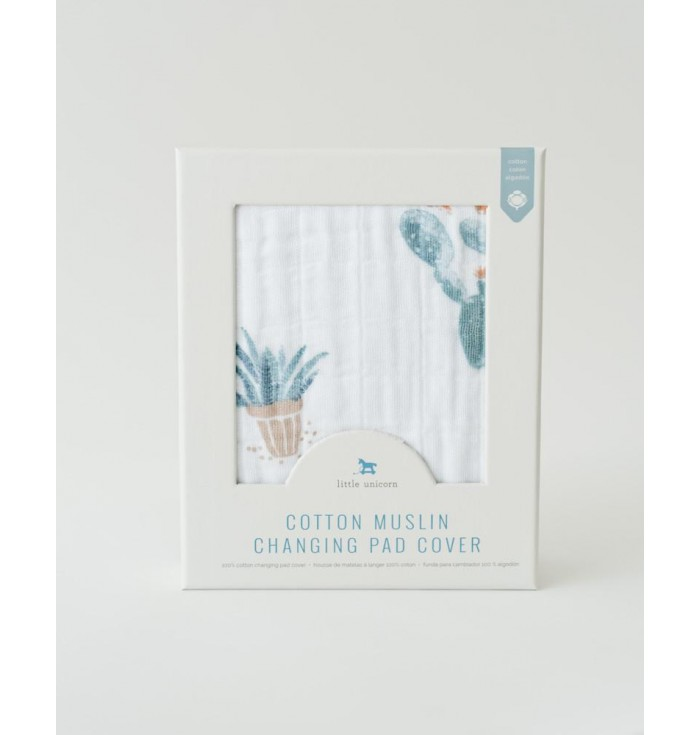 Blanket Changing Table - Cactus