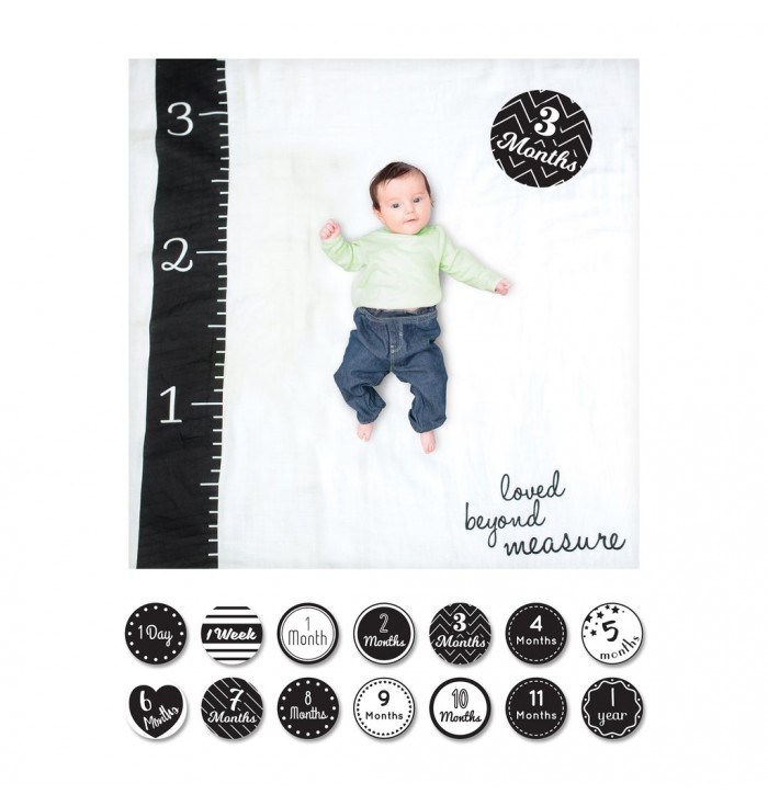 Cover Kit First Year Loved Beyond Measure - For The Babies More Social!