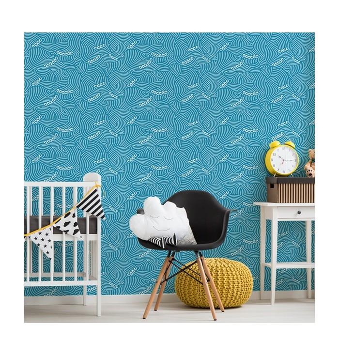 Wallpaper - Paris / Bali Waves