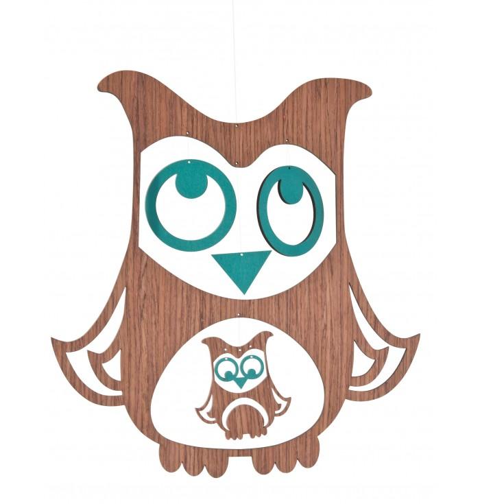 Pendant - Owls