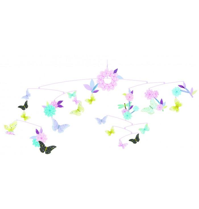 Pendant - Butterflies