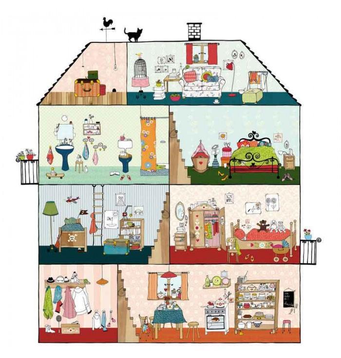 Wallpaper - La Small House Babe