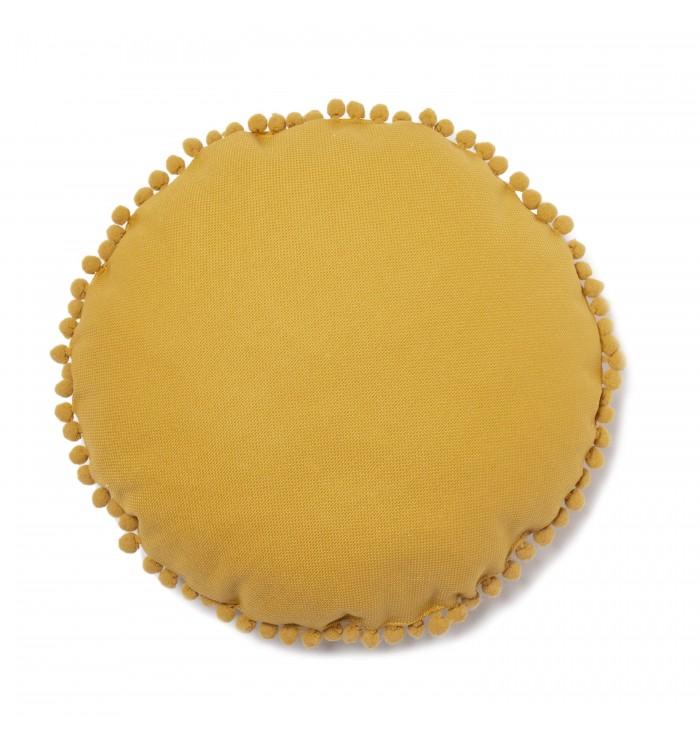 Sunny Cushion - Yellow Farniente