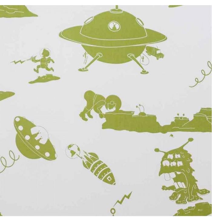 Wallpaper - Alien Attack