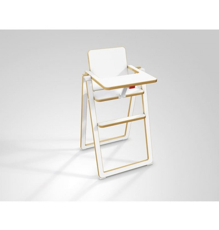Folding Chair With Cushion Supaflat