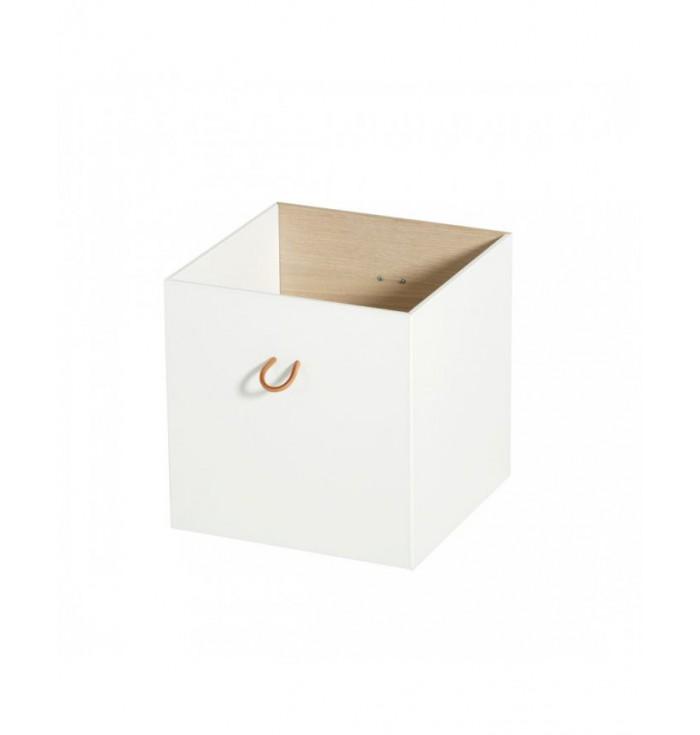Set 2 Box per Scaffale Wood - Oliver Furniture